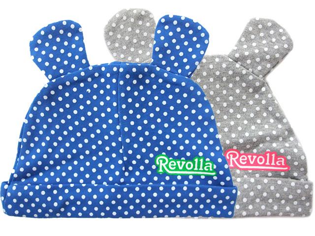 出産祝い REVOLLA キッズ ハンチング,キャップ,ニット,ハット