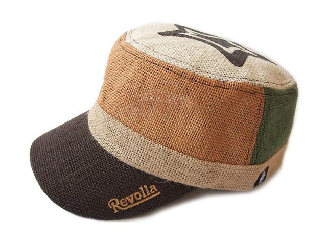 REVOLLA キャップ&ハット