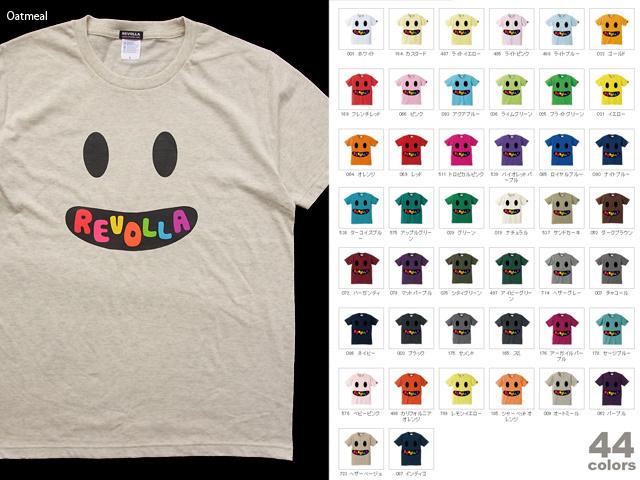 REVOLLA メンズ Tシャツ 【S】【M】【L】【XL】【2L】【3L】【4L】