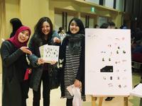 【おめでとう】専門学校浜松デザインカレッジ卒業制作展に行ったお話