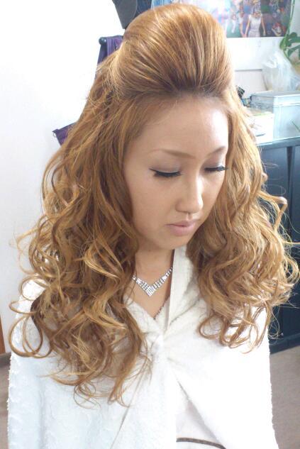 髪型 髪型 盛り : hairsetyuki.hamazo.tv