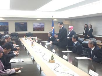 西ジャワ州と静岡県 協定協議開...