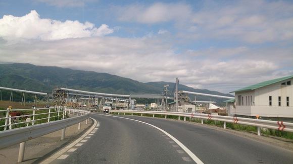 岩手県 陸前高田 一本松 撮影 風景 復興  震災後 つめ痕