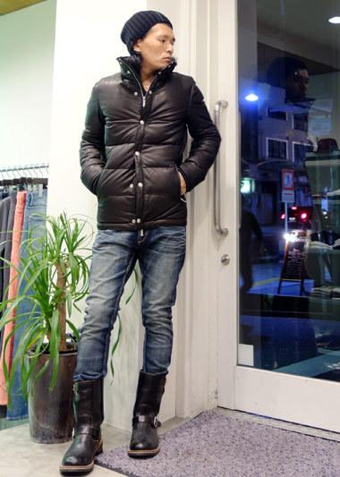 シンプルで、重ね着しなくても暖かさを追求したい方へ