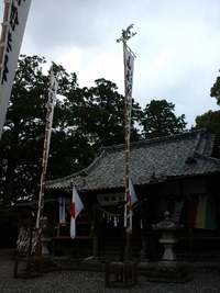 山名神社201507172
