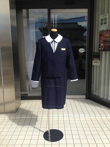 浜松南高等学校制服画像