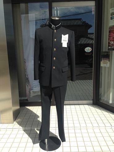 祈合格!   静岡県立浜松北高等学校 男子学生服ご案内│学生衣料のみのり