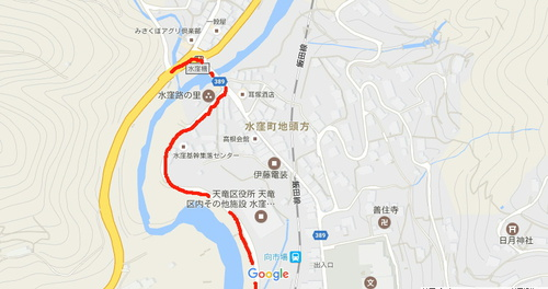 直虎ロケ地 マップ1