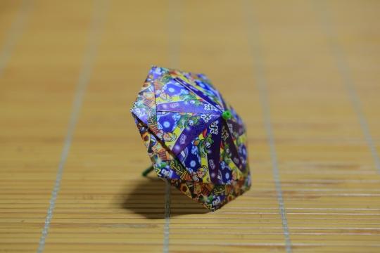 すべての折り紙 折り紙で作るゴミ箱 : 箱に入れたのはオーストラリア ...