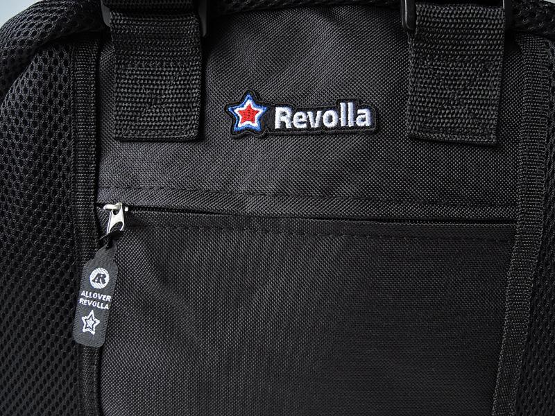 REVOLLA 【★Revolla】カジュアルトートバッグ(ブラック)