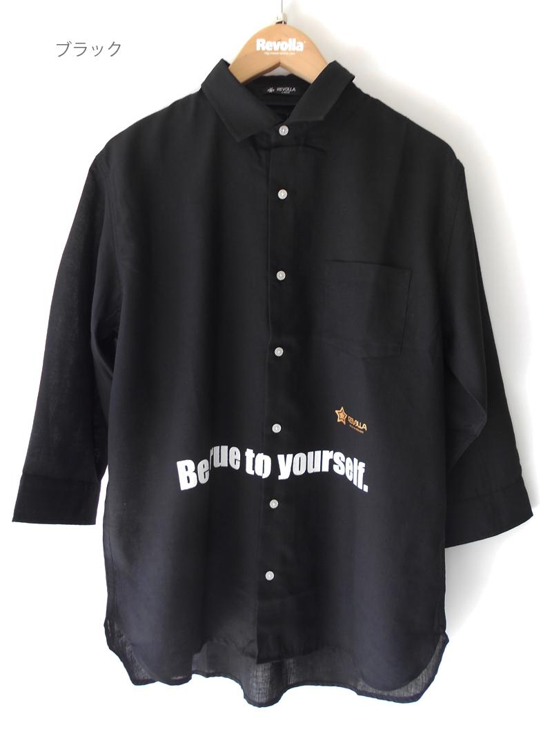 REVOLLA シャツ