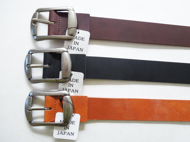REVOLLA 日本製 本革 ベルト