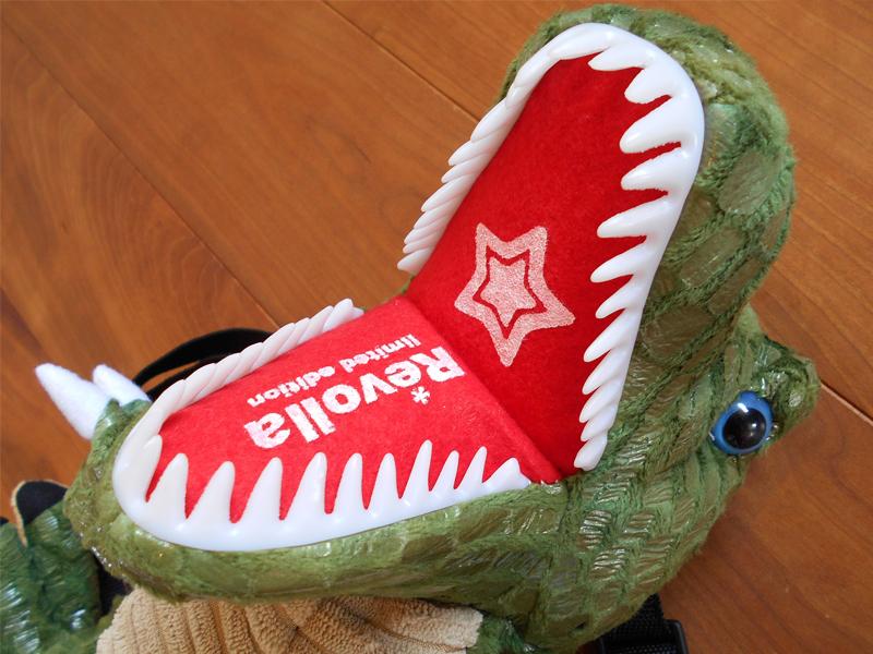 恐竜リュック