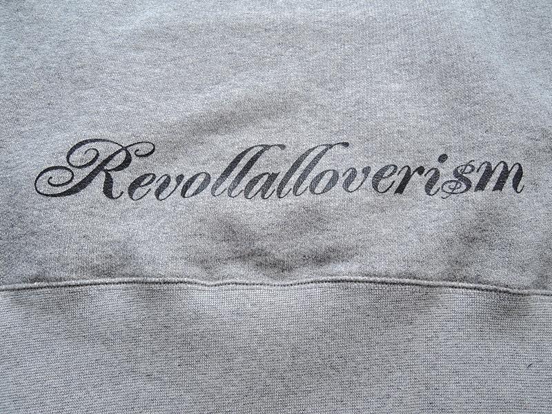 REVOLLA 【特別価格】 着込むほどに味が出るネオヴィンテージ調のフレンチテリースウェット(6色)size:【S/M/L/XL】