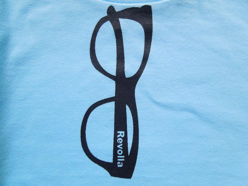 メガネTシャツ