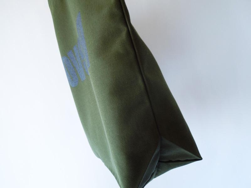 キャンバス スイッチング トートバッグ (12色)