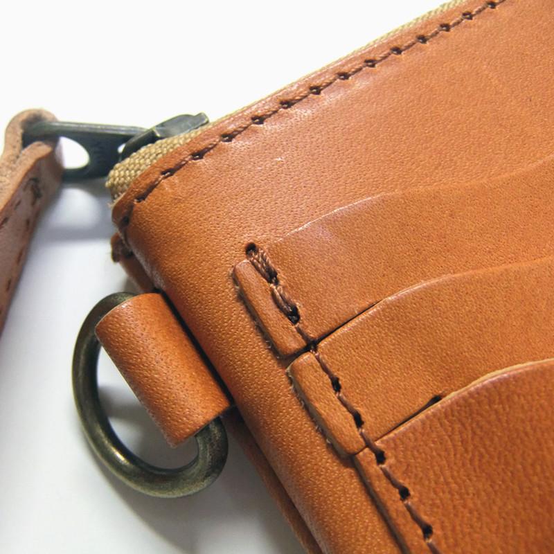 REVOLLA 栃木レザー 財布