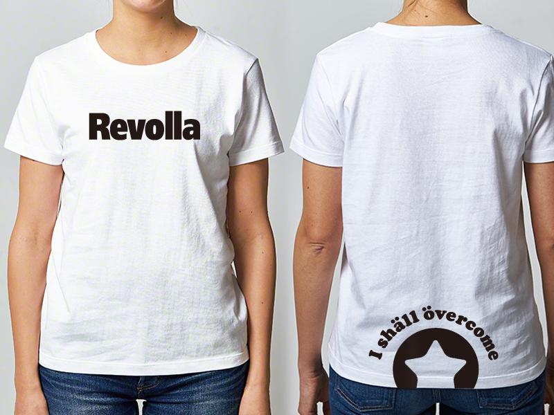 REVOLLA  お試しTシャツ
