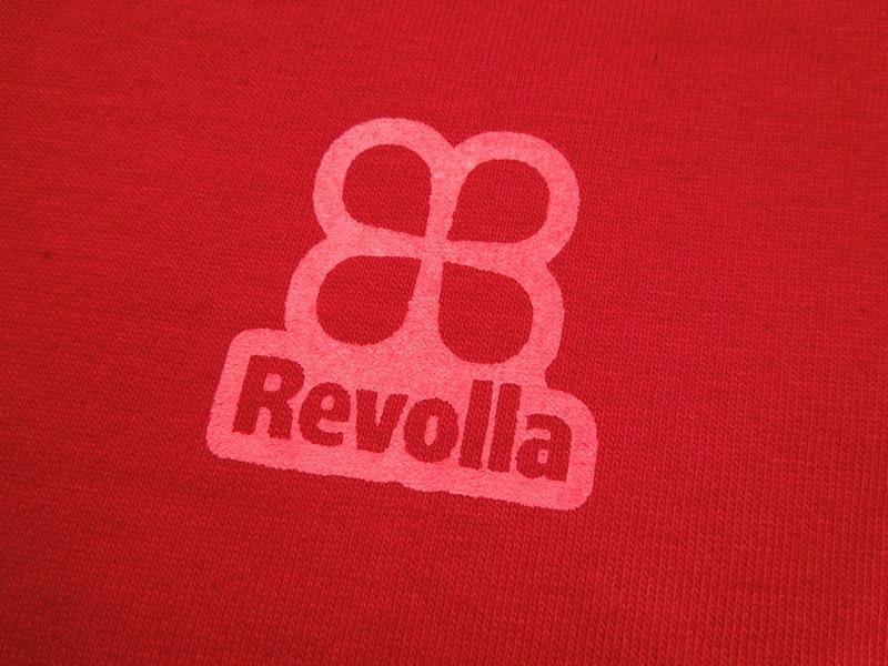 REVOLLA お名前入りベビーロンパース 【出産祝い.誕生日プレゼント】