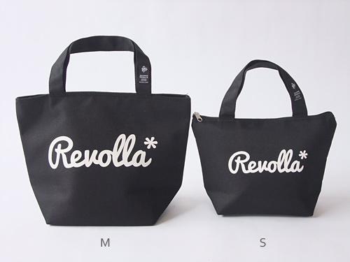 REVOLLA アクセサリー キャンバス ランチバッグ