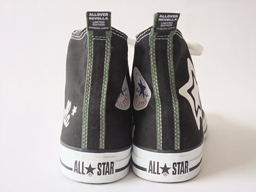 converse スニーカー allstar コラボ 1点もの