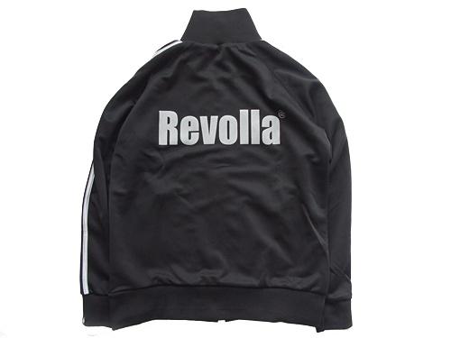 REVOLLA メンズ ラグランジャージ