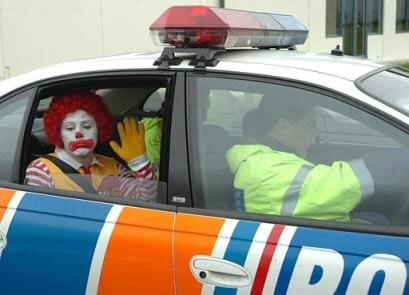すべての講義 saikoro : Ronald McDonald Arrested
