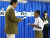 チャンタブリの小学生