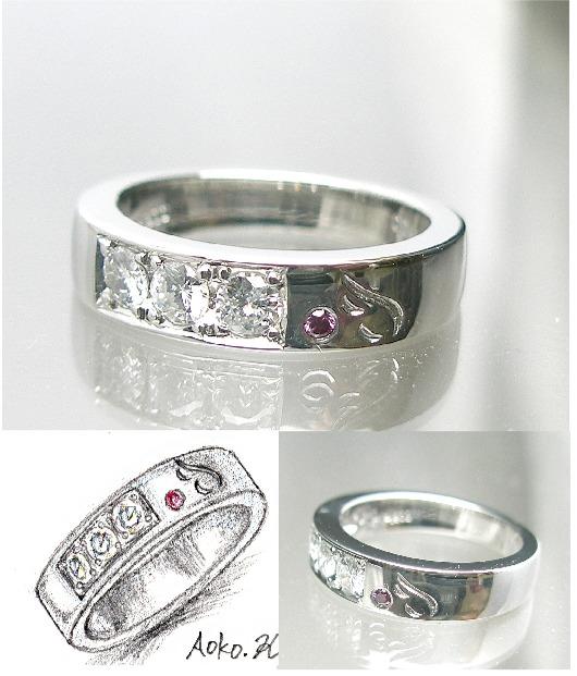 愛のダイヤモンド