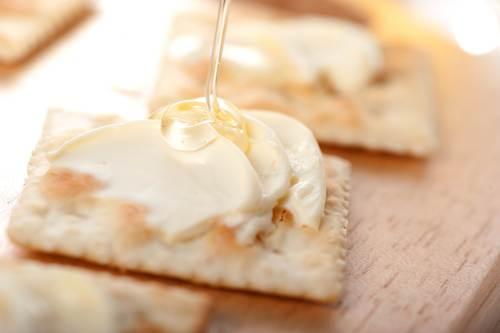 クラッカー クリーム チーズ